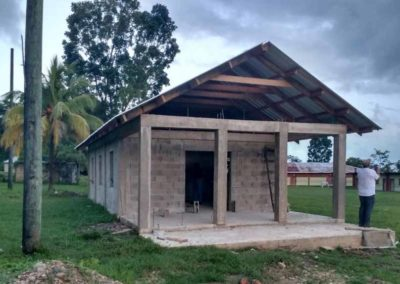 Beginning Stages of Health Center