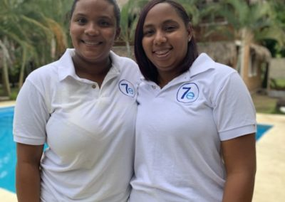 Our Caribbean Service Adventure is our most popular program in the Dominican. These ladies always bring the very best to our students!