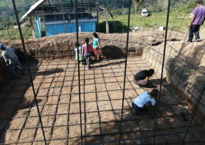 Water Tank Construction