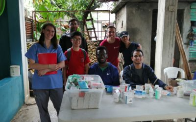 Global Health with Indiana University School of Medicine and 7 Elements!